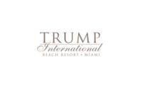 TRUMP INTERNATIONAL BEACH RESORT
